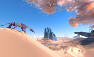 PlayStation Launches First Trailer for New VR Game Paper Beast