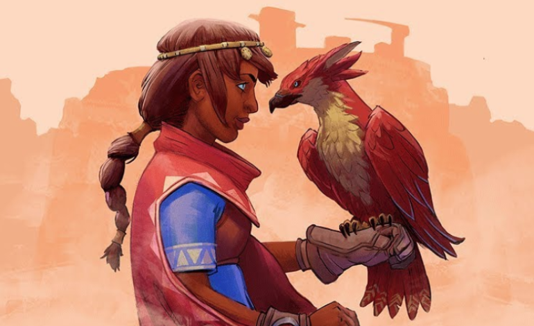 Falcon Age Launched Compatible For PlayStation 4 and PSVR