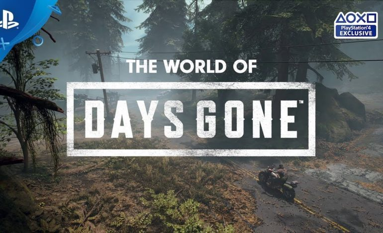 New Trailer Highlights What Dangers Await You In The World Of Days Gone
