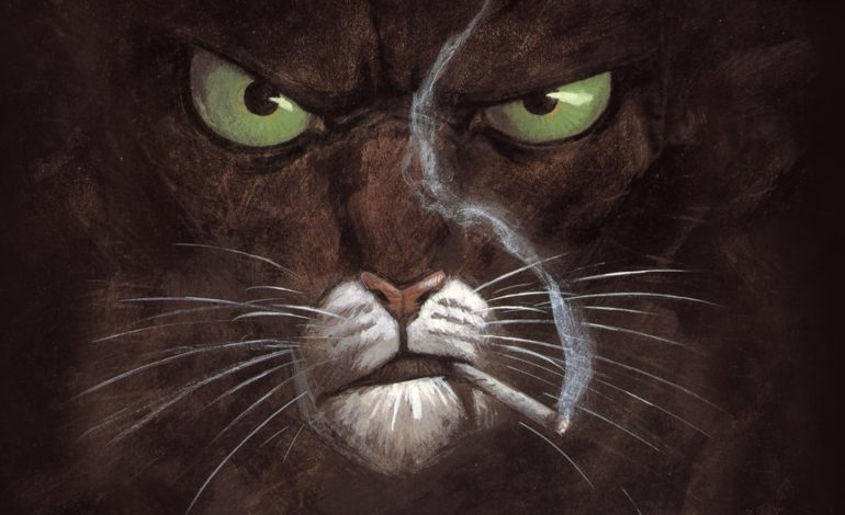 Blacksad: Under The Skin is Based on a Comic Book About a 1950's Detective Cat, Coming Out in September