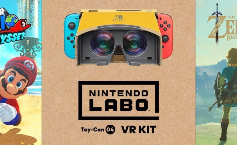 Super Mario Odyssey and The Legend of Zelda: Breath of the Wild to Receive VR Support