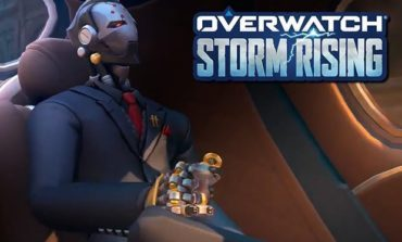 Overwatch's Storm Rising is Here, and There's Lore in the Eye of the Storm
