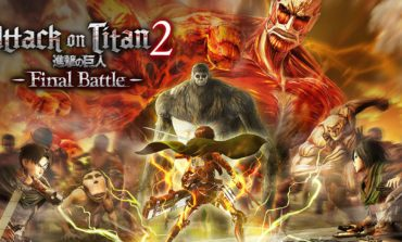Experience Up Through Season Three Of The Anime with the Attack On Titan: Final Battle Expansion Pack