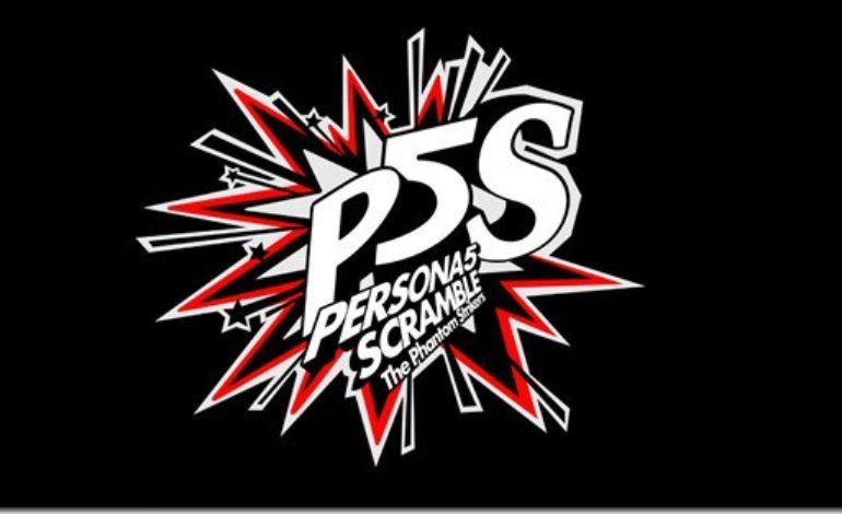 Persona 5 Scramble Revealed to be a Dynasty Warriors-Style Game