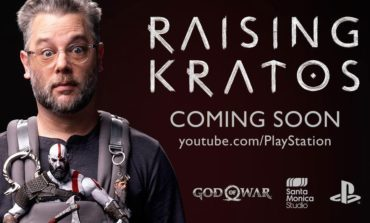 Santa Monica Studios Announces Raising Kratos, a God of War Documentary