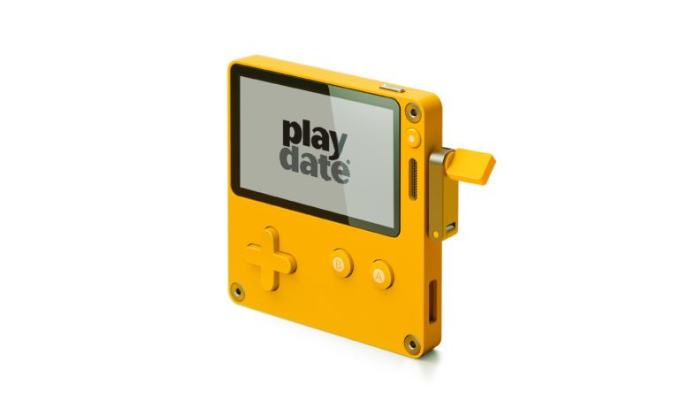 Firewatch Publisher Debuts PlayDate, A New Gaming Handheld with a Crank