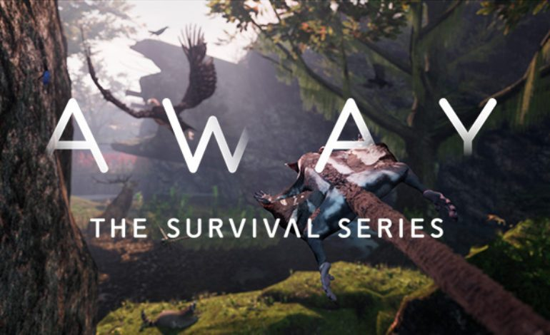 AWAY: The Survival Series Has Confirmed A Release For The PS4