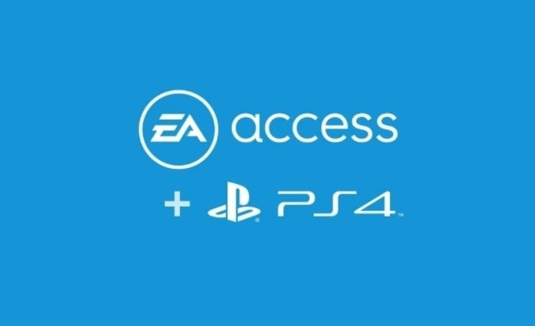 EA Access Coming To PlayStation 4