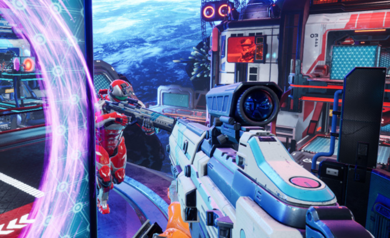 Splitgate: Arena Warfare Looks To Bring Back Classic And Skill Based Multiplayer