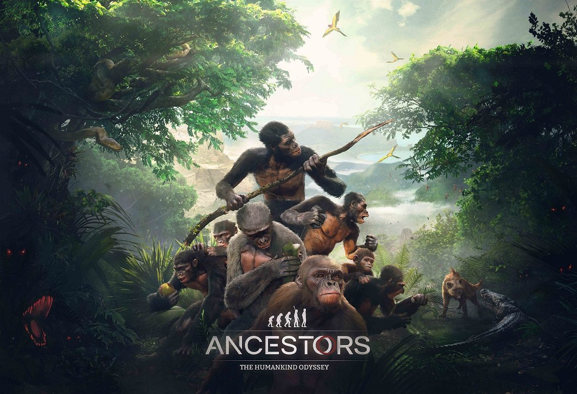 Explore, Expand, and Evolve in Ancestors: The Humankind Odyssey, Coming in August
