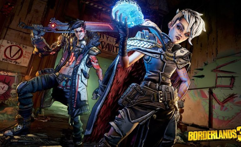 Gearbox Hinting at Borderlands 3 Crossplay with Celebration of Togetherness