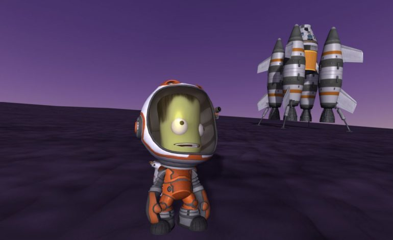 "Kerbal Space Program to add ""Breaking Ground"", the DLC where Players Can Smash Things into a Planet for Science"