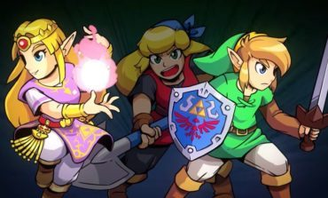 Cadence of Hyrule - Crypt of the NecroDancer Featuring the Legend of Zelda Release Date Possibly Leaked