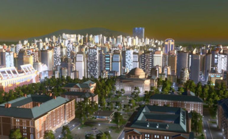 Cities: Skylines – Campus Heads Back To School As Summer Begins This Month
