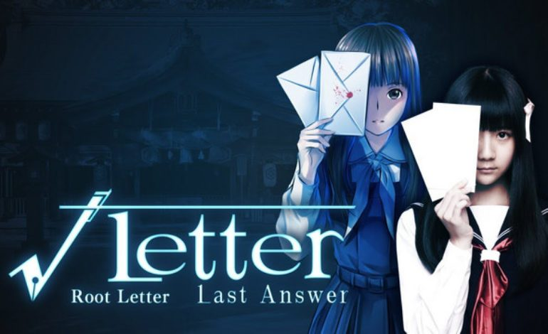 PQube Games Announced Release Dates for Popular Visual Novel, Root Letter: Last Answer
