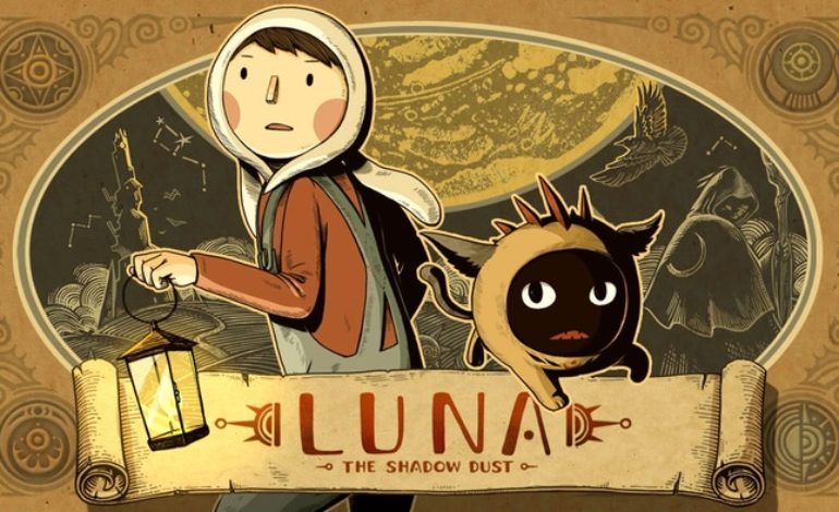 Lantern Studios Releases New Demo For Luna The Shadow Dust