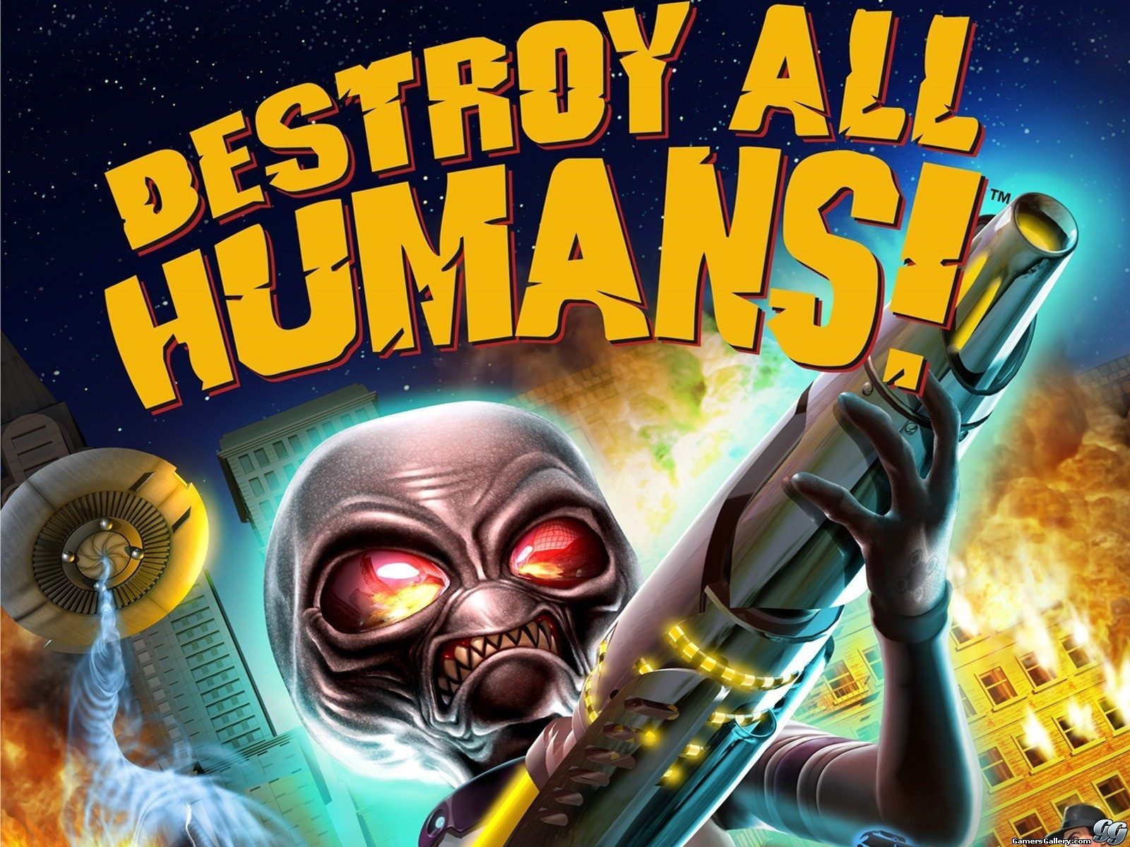 Destroy All Humans Rumored To Make A Return At E3 2019