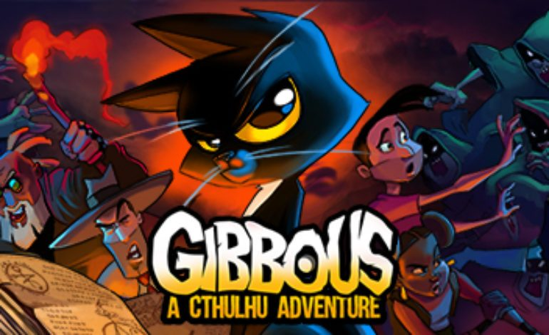 Gibbous A Cthulhu Adventure Is A Dark Comedy Adventure