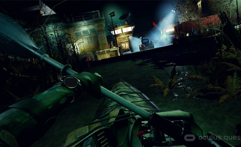 Stop an Entire War In Your Stealthy Tactical Kayak in Phantom: Covert Ops
