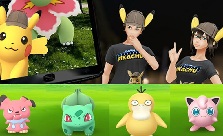 Pokemon GO Celebrates the Release of Detective Pikachu with New Events