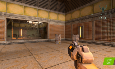Nvidia Adds Ray-Tracing to Quake II, Releasing First Three RTX Levels Free