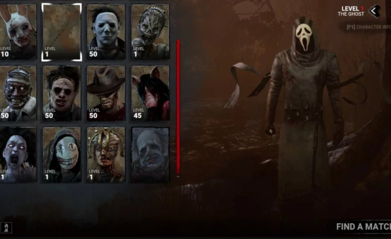 Behaviour Interactive Leaks Scream Chapter for Dead by Daylight