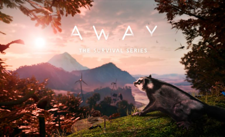Breaking Walls Will Launch Kickstarter Campaign For AWAY: The Survival Series, New Gameplay Footage and Early Bird Bundle Revealed