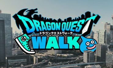 Square Enix Announces Mobile AR Game Dragon Quest Walk, Also Prepping to Start Dragon Quest XII Development