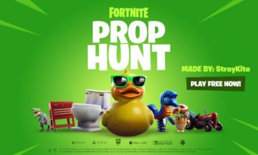 Prop Hunt Comes to Fortnite