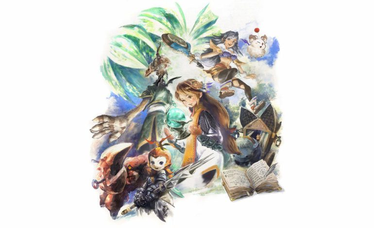 Final Fantasy Crystal Chronicles Remastered Edition E3 Trailer Reveals it will Release this Winter