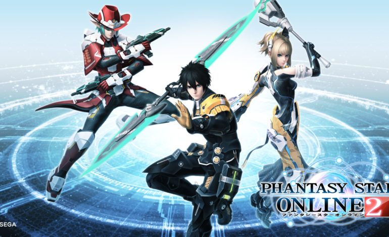 E3 Reveals Phantasy Star Online 2 Coming to Xbox One and PC in 2020