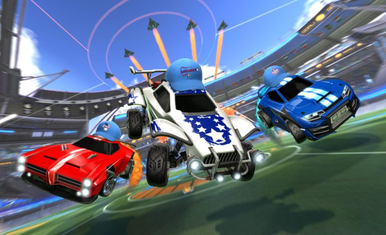 Rocket League Set to Release 2019 MLB All-Star Topper