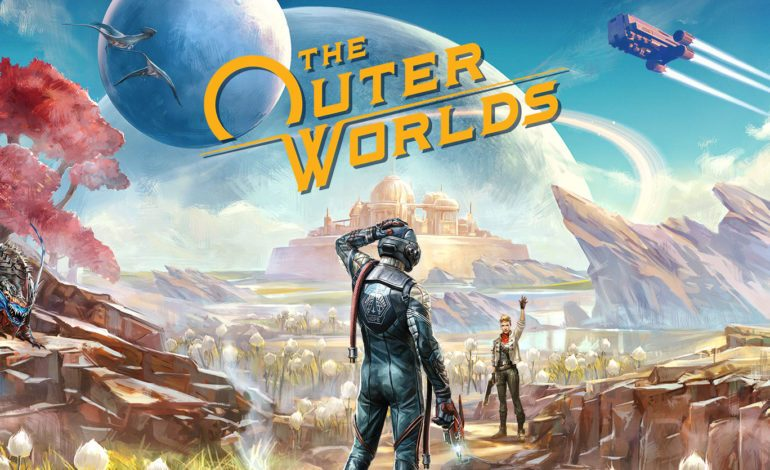 The Outer Worlds Is Getting A Port For The Nintendo Switch