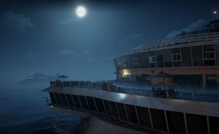 The Undead Sea Update Free For Owners of World War Z