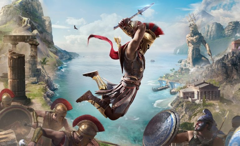 Assassin S Creed Odyssey Judgment Of Atlantis Dlc Will Arrive In July Mxdwn Games