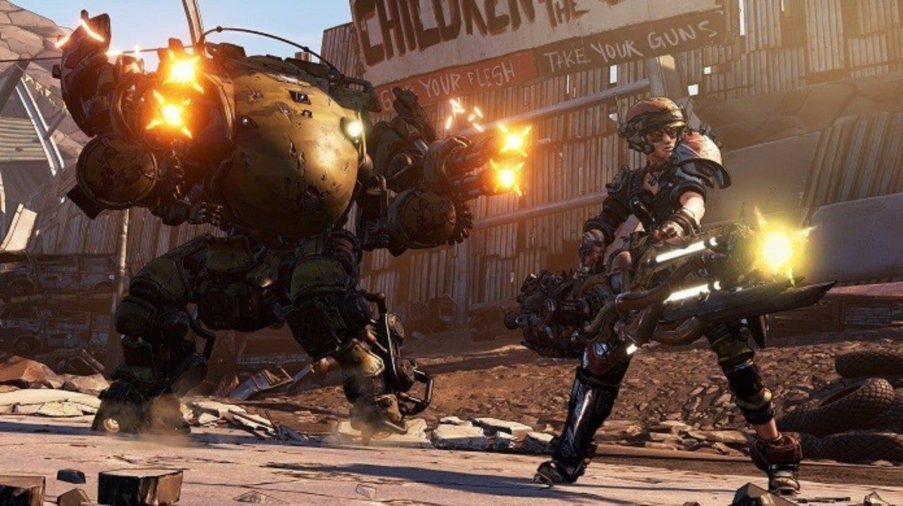 E3 2019: Mayhem Is Everywhere In Borderlands 3