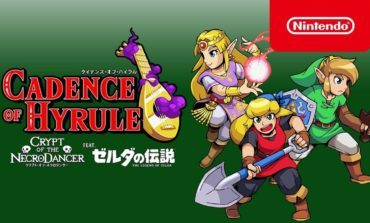 Nintendo Announces June 2019 Release for Cadence of Hyrule - Crypt of the NecroDancer Featuring the Legend of Zelda