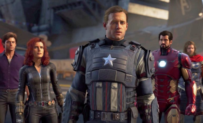 Marvel's Avengers To Appear At San Diego Comic Con