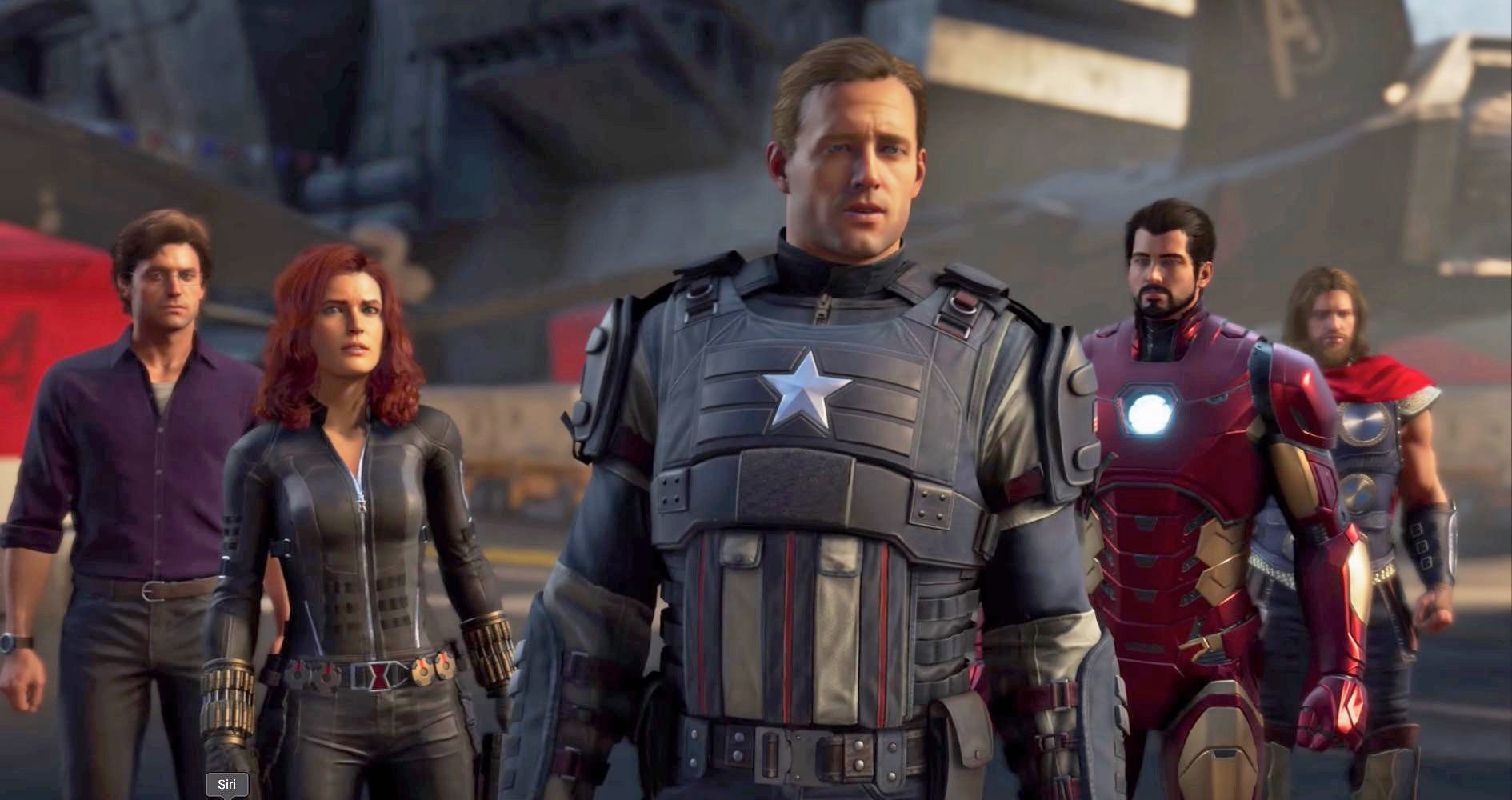 Marvel's Avengers Character Designs Won't Change After Backlash From E3 2019 Reveal