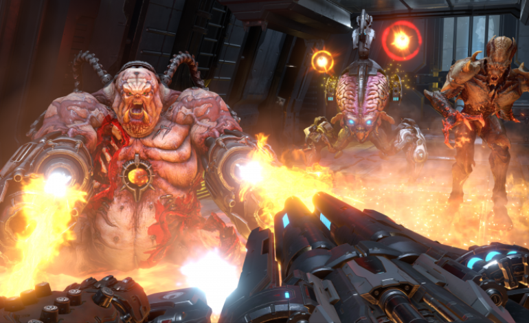 Hands-On Time With Doom: Eternal at E3 – Bloodbath, Bullets and Beyond
