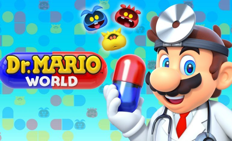 Dr. Mario World Releases a Day Early on iOS and Android