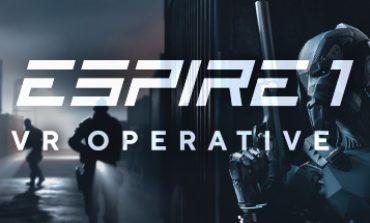 Espire 1 Is A Stealthy VR Shooter That Aims To Fight Motion Sickness