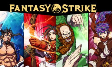 Novice-Friendly Fighter Fantasy Strike Coming to PlayStation 4, Nintendo Switch