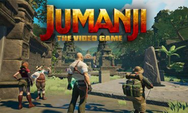 Jumanji: The Video Game, Based on the Video Game in Jumanji: Welcome to the Jungle, Arriving in November 2019