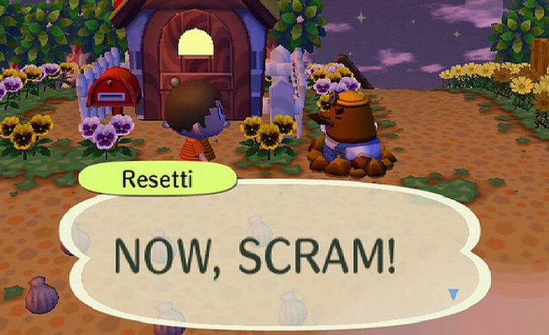 Animal Crossing's Mr. Resetti Loses His Job Over Auto-Save Feature For Upcoming New Horizons