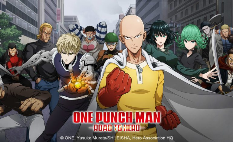 Mobile Game One Punch Man: Road To Hero Announced by Oasis Games Ltd, Up for Pre-Registration