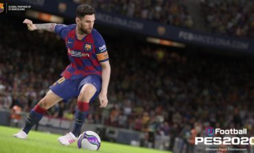 Hands-On Time with Pro Evolution Soccer 2020 at E3, A Turf War of Attrition