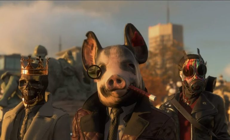 Watch_Dogs Legion Confirms Leak and Shows Off Just How Many People Are Playable During Ubisoft Conference at E3 2019