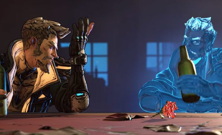 Borderlands 3 Character Trailer Drops Featuring Zane the Operative