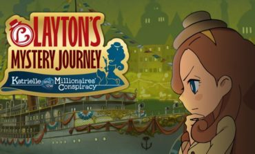 Nintendo Announces Western Release Date for Layton's Mystery Journey: Katrielle and the Millionaires' Conspiracy - Deluxe Edition on Switch